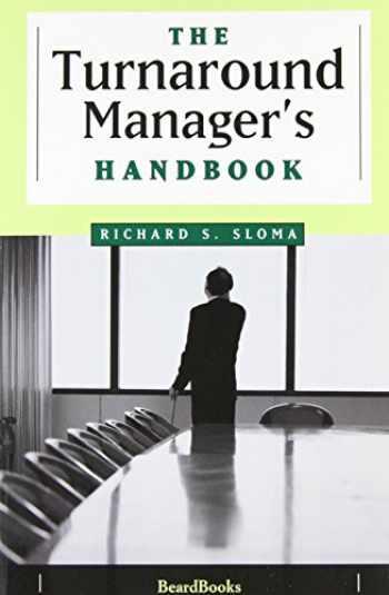 9781893122406-1893122409-The Turnaround Manager's Handbook
