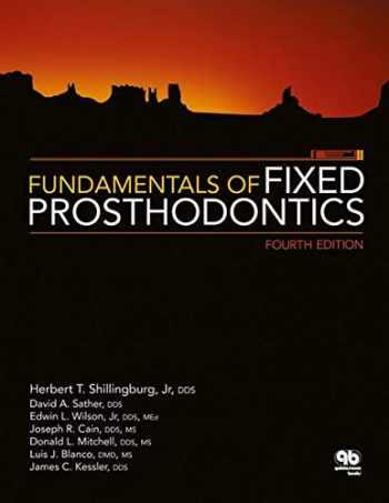 9780867154757-0867154756-Fundamentals of Fixed Prosthodontics