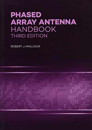 9781630810290-1630810290-Phased Array Antenna Handbook, Third Edition (Antennas and Electromagnetics)