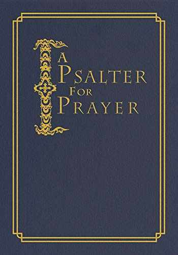 9780884654742-0884654745-A Psalter for Prayer: An Adaptation of the Classic Miles Coverdale Translation