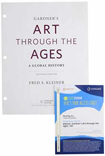 9780357255537-0357255534-Bundle: Gardner's Art Through the Ages: A Global History, Loose-leaf Version, 16th + MindTap, 1 term Printed Access Card