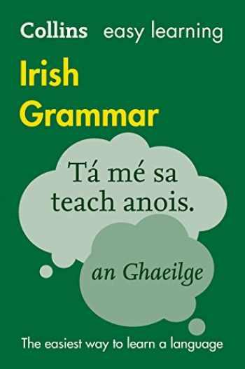 9780008207045-0008207046-Irish Grammar (Collins Easy Learning) (English and Irish Edition)
