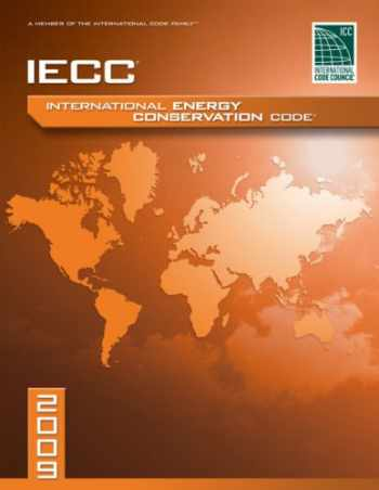 9781580017428-1580017428-2009 International Energy Conservation Code: Softcover Version (International Code Council Series)