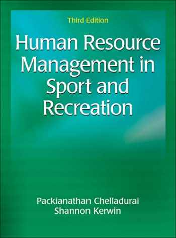 9781492535850-1492535850-Human Resource Management in Sport and Recreation