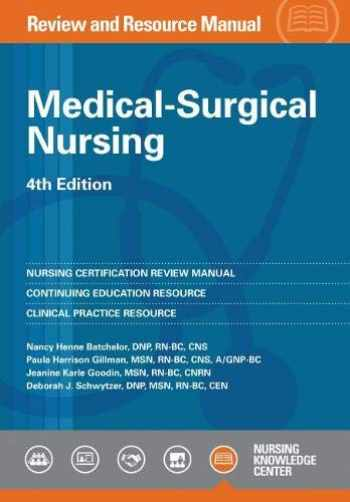 9781935213604-1935213601-Medical-Surgical Nursing Review and Resource Manual, 4th Edition