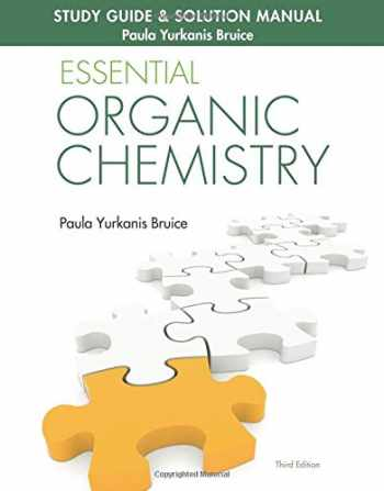 9780133867251-0133867250-Study Guide & Solution Manual for Essential Organic Chemistry