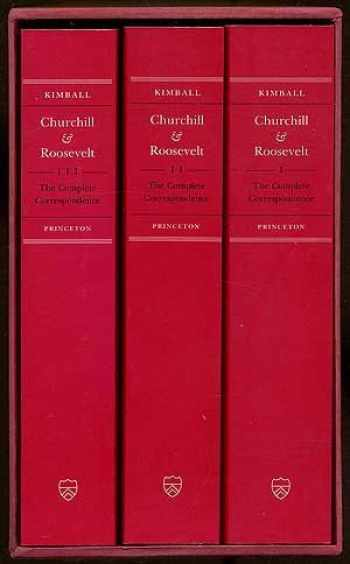 9780691008172-0691008175-Churchill & Roosevelt: The Complete Correspondence (3 Volumes)