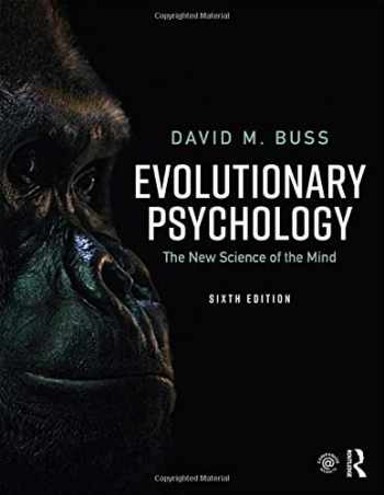 9781138088184-1138088188-Evolutionary Psychology: The New Science of the Mind