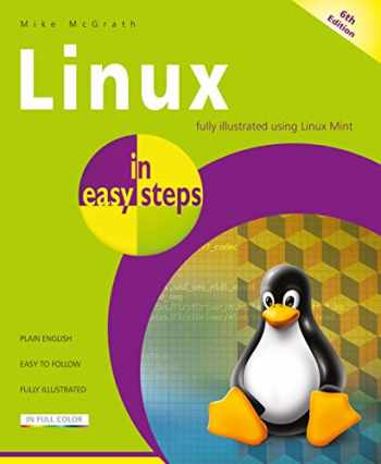 9781840788082-1840788089-Linux in easy steps: Illustrated using Linux Mint