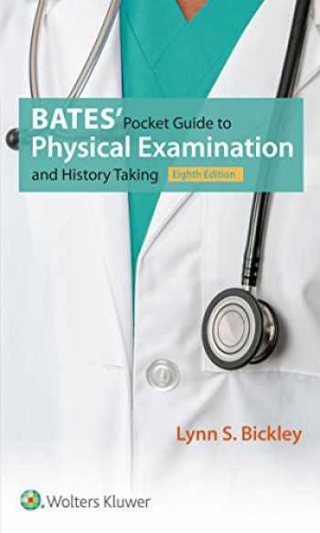 9781496338488-1496338480-Bates' Pocket Guide to Physical Examination and History Taking