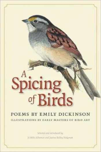 9780819570697-0819570699-A Spicing of Birds: Poems by Emily Dickinson (The Driftless Series)