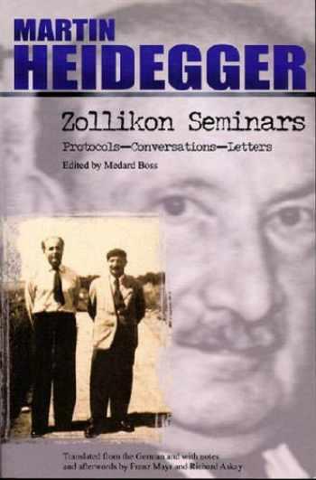 9780810118331-0810118335-Zollikon Seminars: Protocols - Conversations - Letters