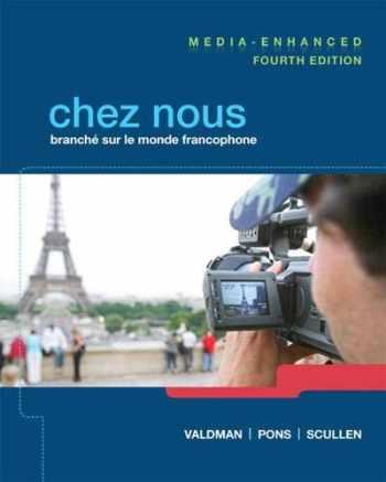 9780205933761-0205933769-Chez nous: Branché sur le monde francophone, Media-Enhanced Version