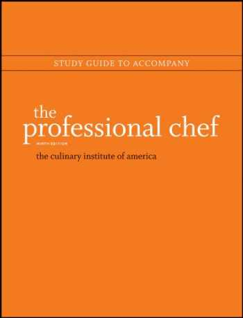 9781118139882-1118139887-Study Guide to accompany The Professional Chef, 9e