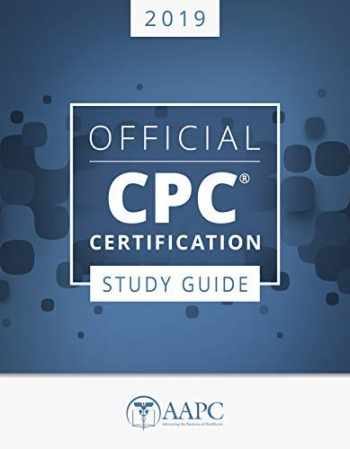 9781626886391-1626886393-Official CPC Certification 2019 - Study Guide