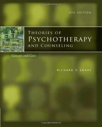 9780840033666-0840033664-Theories of Psychotherapy & Counseling: Concepts and Cases, 5th Edition