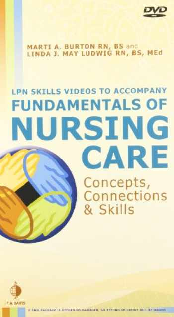 9780803622890-0803622899-Skills Videos to Accompany Fundamentals of Nursing Care