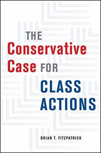 9780226659336-022665933X-The Conservative Case for Class Actions