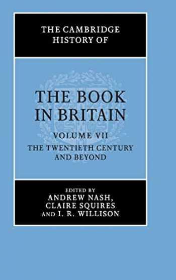 9781107010604-1107010608-The Cambridge History of the Book in Britain (Volume 7)