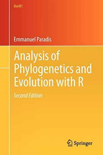 9781461417422-1461417422-Analysis of Phylogenetics and Evolution with R (Use R!)