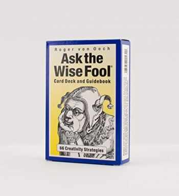 9781572819559-1572819553-Ask the Wise Fool Deck/Guidebook Set