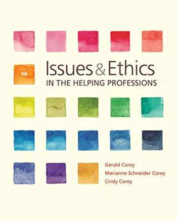 9780357008249-0357008243-Bundle: Issues and Ethics in the Helping Professions, 10th + Ethics in Action, 3rd + Workbook + DVD + CourseMate, 1 term (6 months) Printed Access ... of Ethics for the Helping Professions, 5th