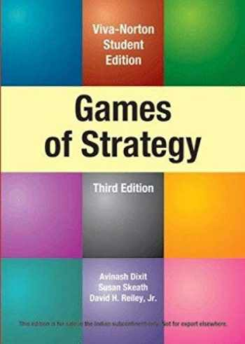 9788130915456-8130915456-Games of Strategy