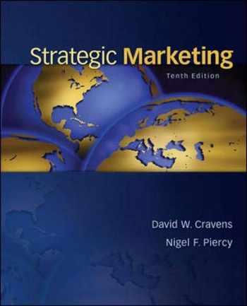 9780078028908-0078028906-Strategic Marketing