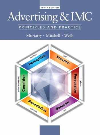 9780133506884-0133506886-Advertising & IMC: Principles and Practice, 10th Edition