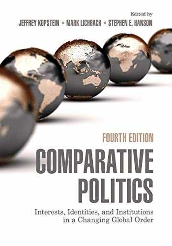 9780521135740-0521135745-Comparative Politics: Interests, Identities, and Institutions in a Changing Global Order