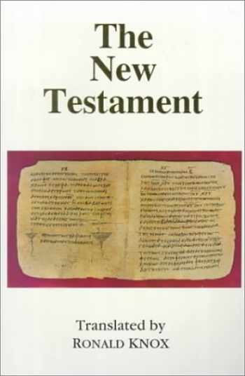 9780872432291-0872432297-The New Testament