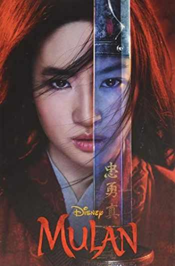 9781368053020-1368053025-Mulan Live Action Novelization