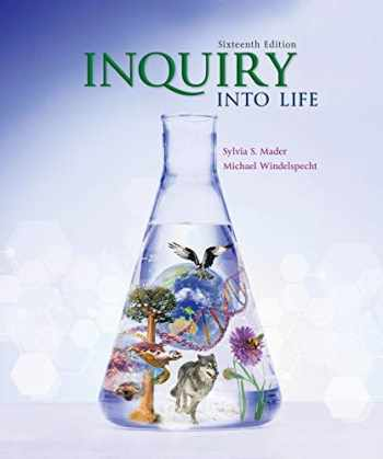 9781260482591-1260482596-Loose Leaf Version for Inquiry into Life