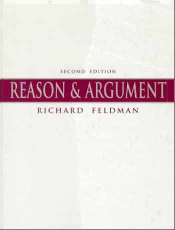 9780136246022-0136246028-Reason & Argument (2nd Edition)