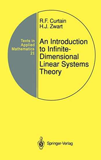 9780387944753-0387944753-An Introduction to Infinite-Dimensional Linear Systems Theory (Texts in Applied Mathematics (21))