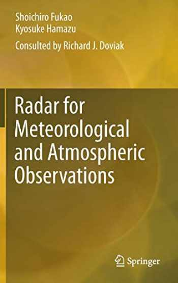 9784431543336-4431543333-Radar for Meteorological and Atmospheric Observations