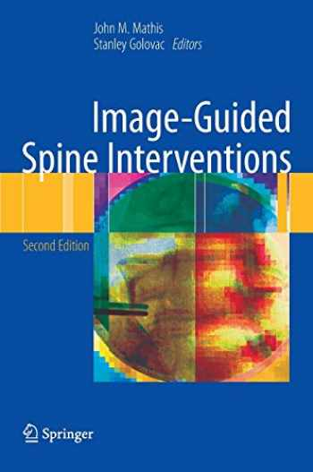 9781441903518-1441903518-Image-Guided Spine Interventions