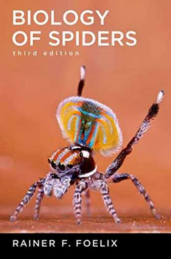 9780199734825-0199734828-Biology of Spiders