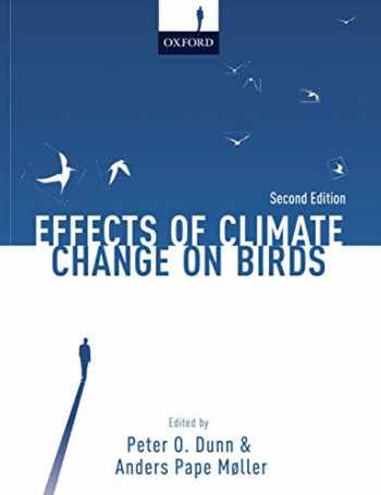 9780198824275-0198824270-Effects of Climate Change on Birds