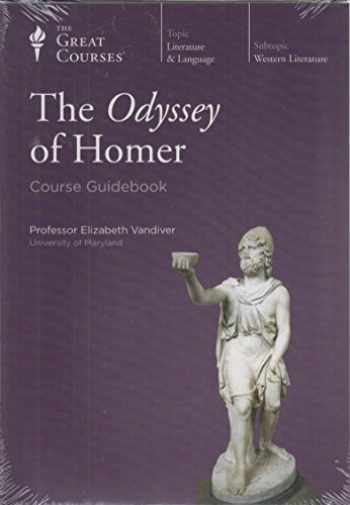 9781565857407-1565857402-The Teaching Company: The Odyssey Homer: the Great Courses