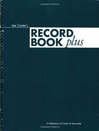9781932127591-1932127593-Record Book Plus