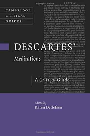 9781107463172-1107463173-Descartes' Meditations: A Critical Guide (Cambridge Critical Guides)