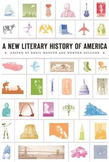 9780674064102-0674064100-A New Literary History of America (Harvard University Press Reference Library)