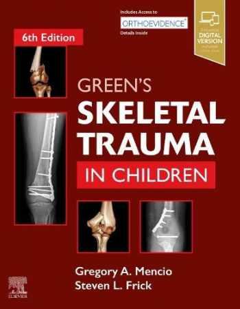 9780323613361-0323613365-Green's Skeletal Trauma in Children