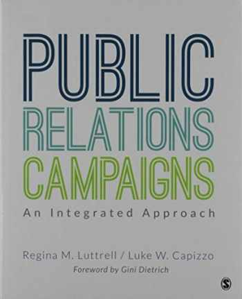9781544338033-1544338031-BUNDLE: Luttrell: Public Relations Campaigns + Luttrell: The PR Agency Handbook