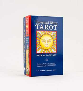 9780880794169-088079416X-Universal Waite Tarot Deck and Book Set
