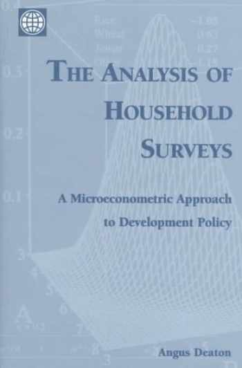 9780801852541-0801852544-The Analysis of Household Surveys: A Microeconometric Approach to Development Policy (World Bank)