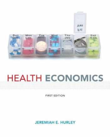 9780070916487-0070916489-Health Economics (First Edition)