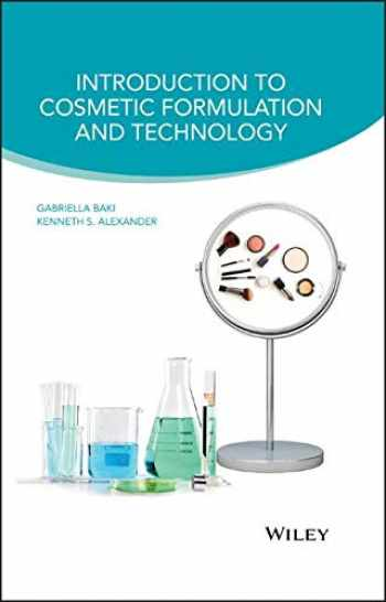 9781118763780-1118763785-Introduction to Cosmetic Formulation and Technology