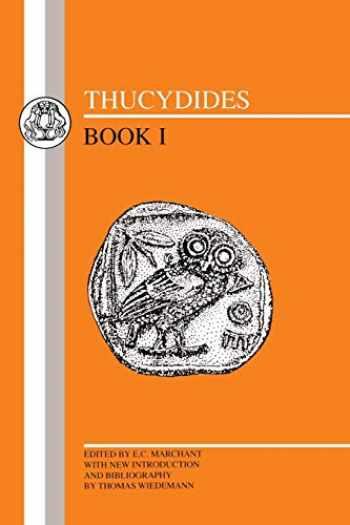 9780862920272-0862920272-Thucydides: Book I (Greek Texts)
